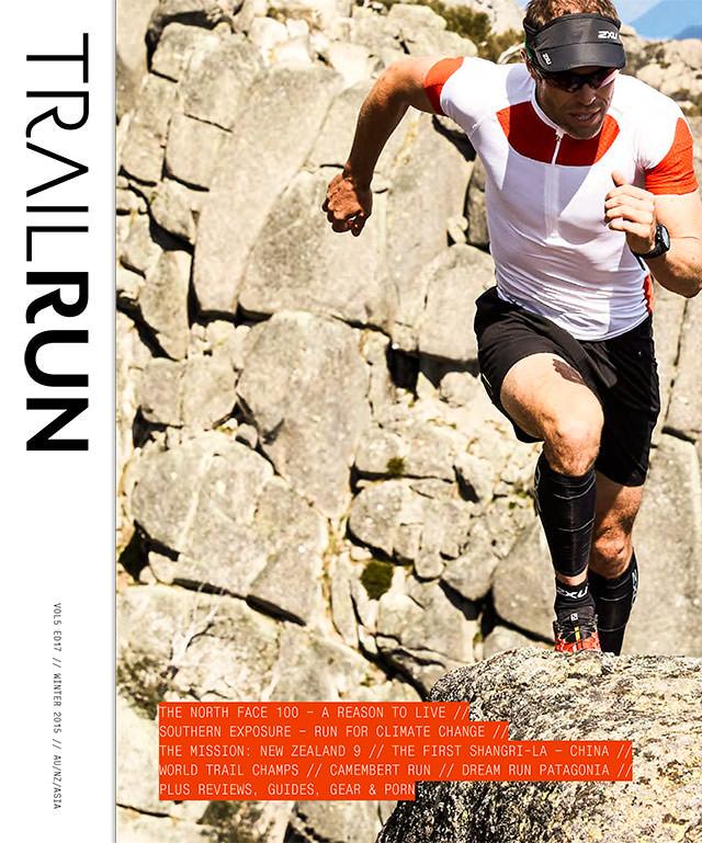 Trail Run Mag #17